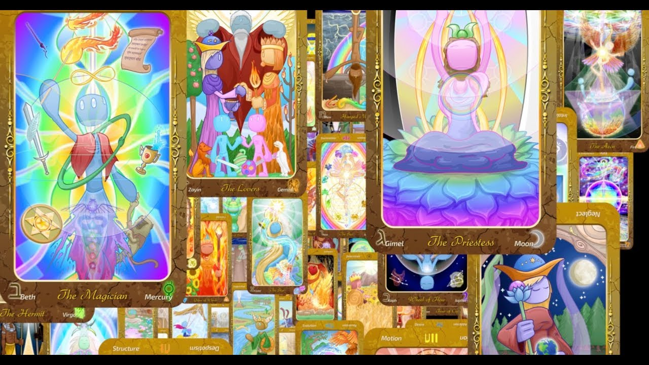 Patch Tarot is Finally Here! Unveiling and Pre-order!