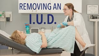No Kids For You 2 / Removing an IUD