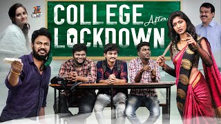 College after Lockdown || Tej India || Infinitum Media