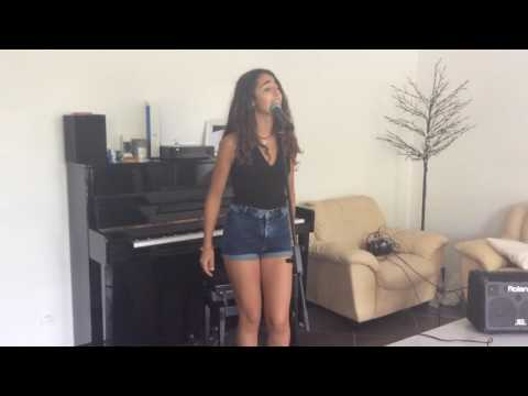 I Have Nothing - Whitney Houston cover by Rita Kribi