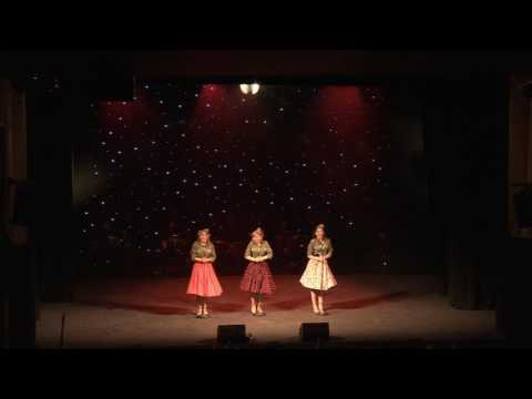 The Spinettes perform 'Boogie Woogie Bugle Boy'