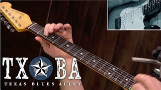 The Fundamental Techniques You'll Need For Texas Shuffle Rhythm
