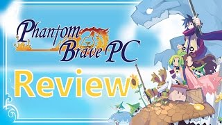 Phantom Brave PC - PC & Steam Review [English, Full 1080p HD, 60 FPS]
