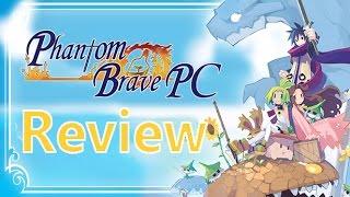 Phantom Brave PC - PC & Steam Review [English, Full 1080p HD, 60 FPS]