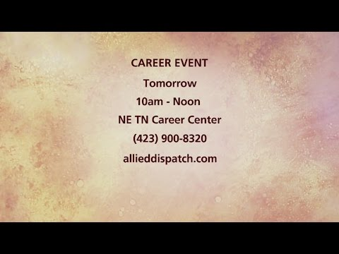 Allied Dispatch Solutions Career Event