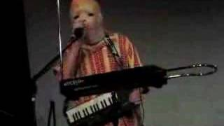 mark mothersbaugh as booji boy sings u got me bugged with member of fartbarf