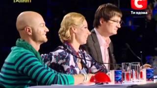 украина мае талант 4 сезон Одесса ЕВГЕНИЙ ХМАРА(, 2012-03-20T15:53:52.000Z)