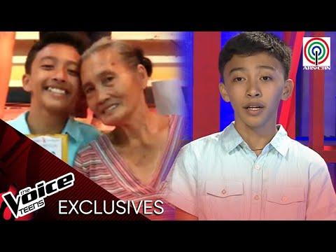 Vincent, nais tuparin ang pangarap ng kanyang Lola | The Voice Teens Philippines 2020