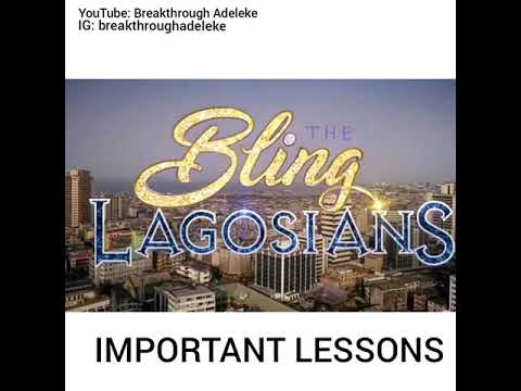 Download (Best motivational movie in the world)THE BLING LAGOSIANS (MOVIE REVIEW)