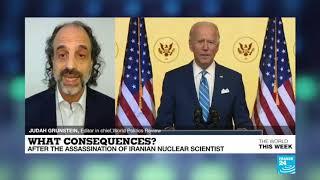 Iran nuclear scientist killed:
