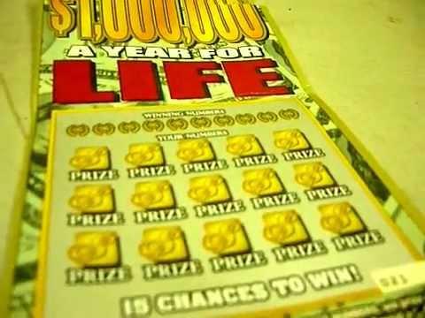 ny lottery scratch tickets