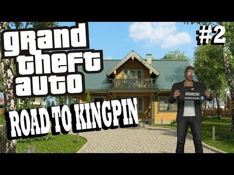 Ons Eerste Huis - KillaJ (Road to KingPin) Ep 2 (GTA 5 - PC)