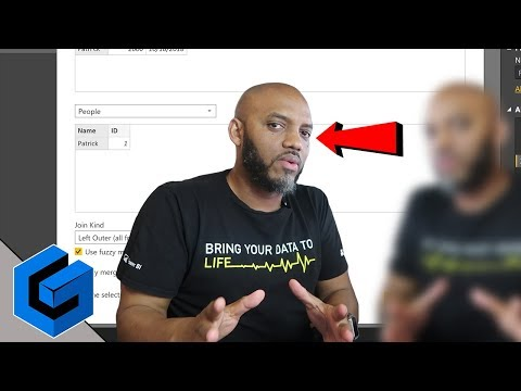 Fuzzy match / merging in Power BI Desktop (October 2018)