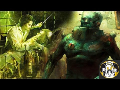 History of Frankenstein  Universal Monsters