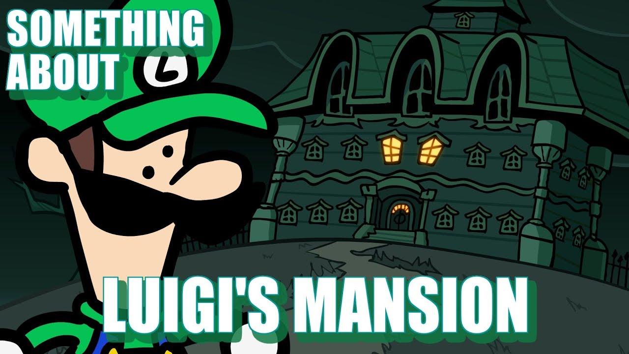 Download Something About Luigi's Mansion ANIMATED 👻😱👻 (Loud Sound/Flashing Lights Warning)