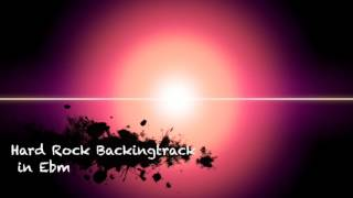 Hard Rock Backingtrack (Ebm)