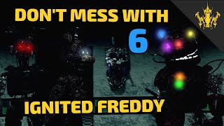 [SFM FNAF] Don't mess with Ignited Freddy 6 - THE GRAND FINALE! | Bertbert thumbnail