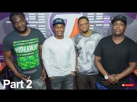 AY, FA, FID Q Kwenye THE PLAYLIST Times FM na Lil Ommy. Part2