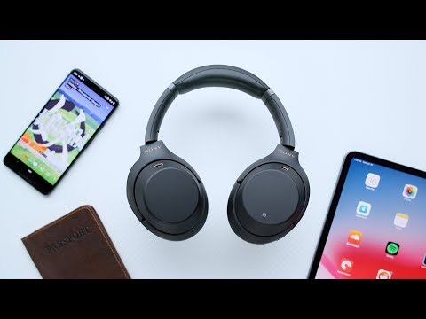 Sony WH1000XM3 Review: A New ANC King!