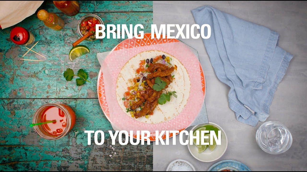 street kitchen mexico - smokey chipotle beef - how to - youtube