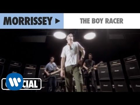 "Morrissey - ""The Boy Racer"" (Official Music Video)"