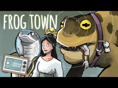 Frog Town in Modern!!!