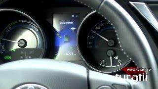 Toyota Auris TS 1.8l VVT-i Hybrid explicit video 2 of 3