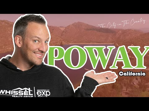 The City of Poway, CA 92064