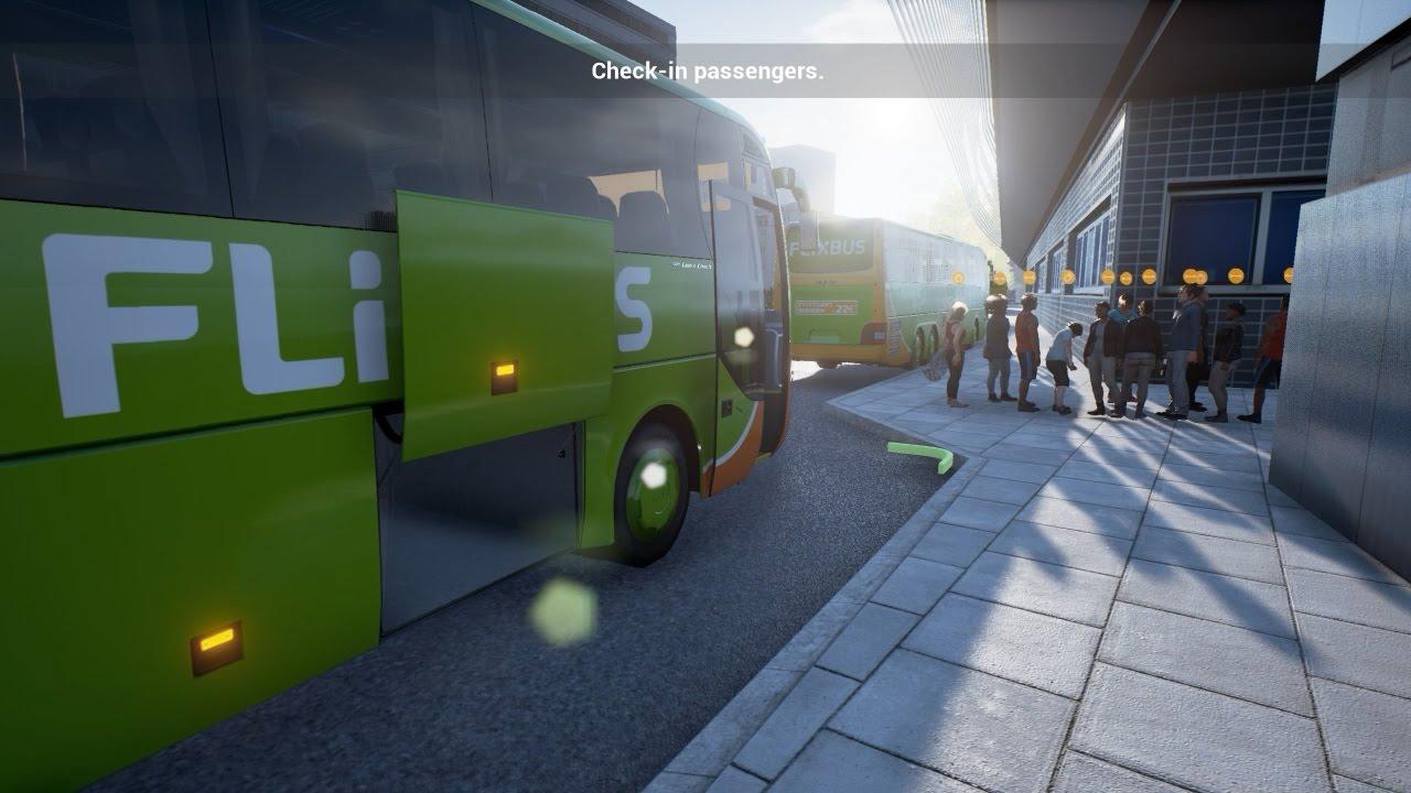 Los mejores Gráficos en un simulador de autobuses | #2   Guerra de Chistes malos | Fernbus Simulator