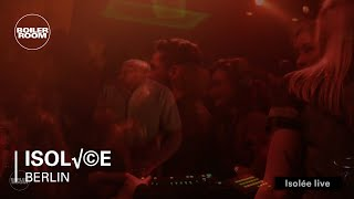 Techno: Isolée Boiler Room Berlin Live Set