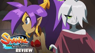 Shantae and the Seven Sirens (Switch) Review (Re-Edit) (Video Game Video Review)