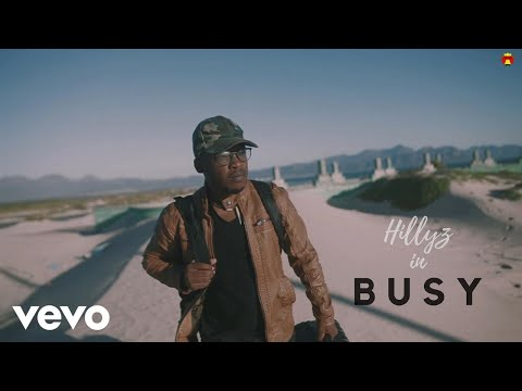 Hillzy - Busy