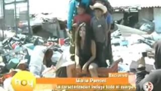 Maite Perroni Habla de su Caracterizacion en 'La Gata'