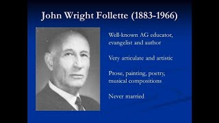 Spiritual Beings to Be within God part 3 by John Wright Follette