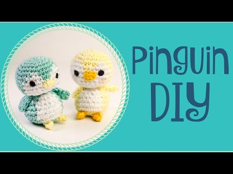 Pinguin · Häkelanleitung *Do it Yourself*