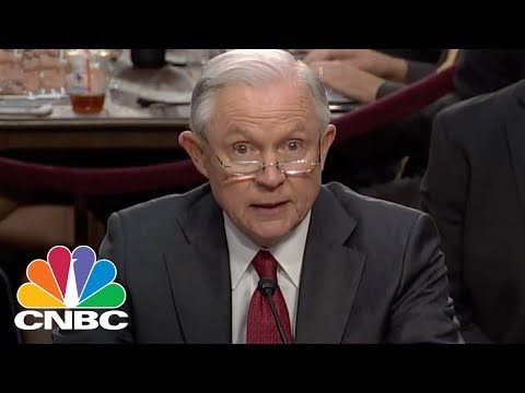 AG Sessions: Cannot Violate My Duty To Protect Confidential Communications With President | CNBC