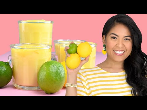 ����How to make lemon curd, lime curd, grapefruit curd step by step | recipe series