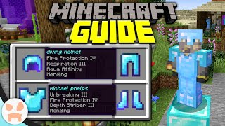 How To Build OP ARMOR! | Minecraft Guide Episode 46 (Minecraft 1.15.2 Lets Play)