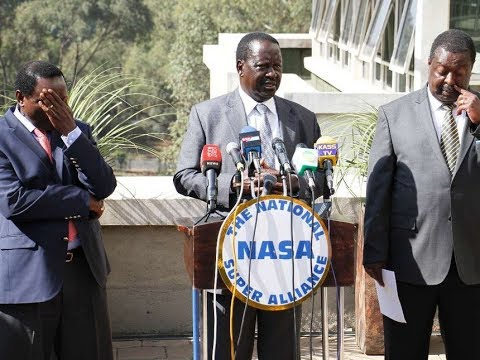 NASA team make statement concerning IEBC's ICT expert's murder of Chris Msando