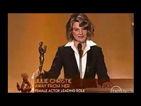 Julie Christie SAG award Away From Her 2008