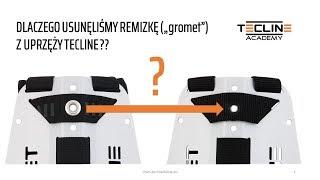 Dlaczego usunęliśmy remizkę z uprzęży Tecline? | Wiedza o sprzęcie Tecline