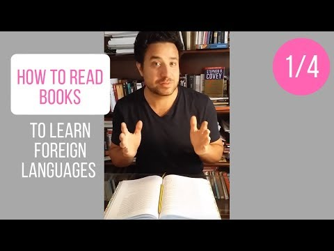 How To Read Books To Learn Foreign Languages