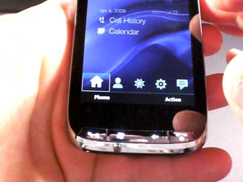 Video Review HTC Touch Pro 2 in English by PocketPCItalia