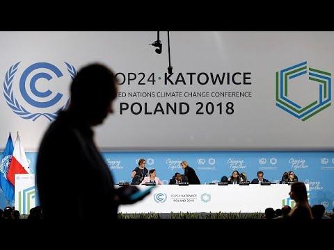 COP24 alerta para a ameaça urgente do aquecimento global