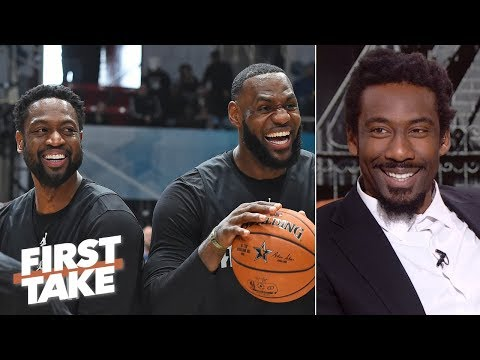 Amar'e Stoudemire wanted to form a Big 3 with LeBron and Dwyane Wade on the Heat | First Take