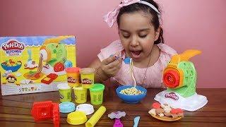 لعبة صنع الاندومي الكيوت ! روعة للأطفال ! شفا جنت عليها😂