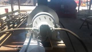 Pull Master H 25 Function Test