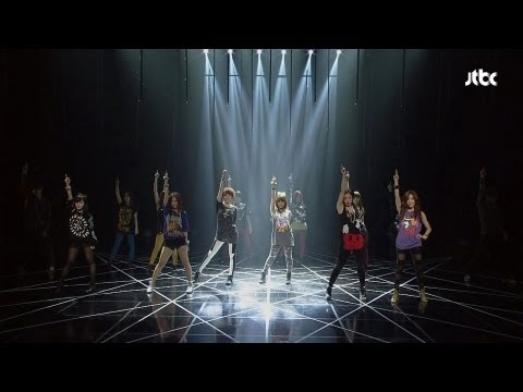 T-ARA(티아라) - Lovey-Dovey [Music on top]