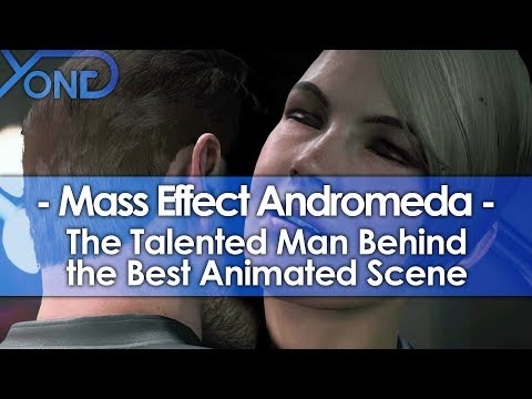 The Talented Man Behind Andromeda's Best Animated Scene