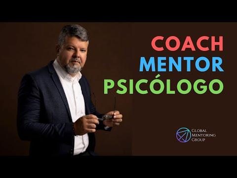Diferença entre Coach, Mentor e Psicólogo. Por onde começar para ter mais sucesso?